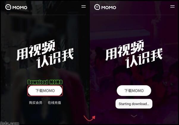 momo chinese