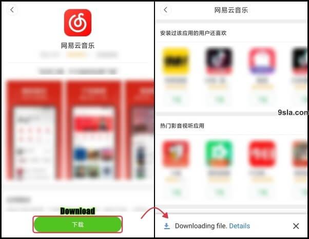 NetEase Cloud Music apk
