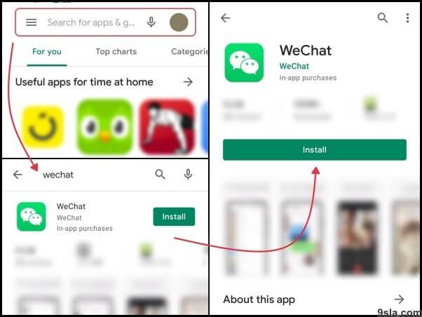 download wechat apk